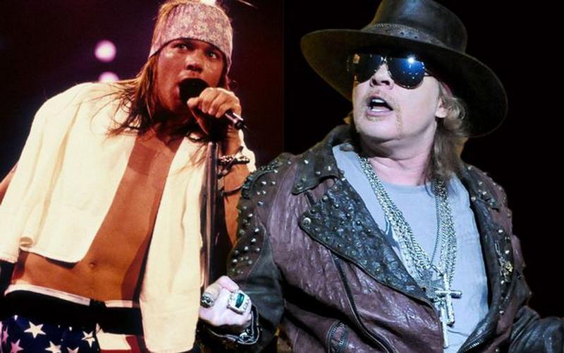 Guns N' Roses (Foto: Mirror)