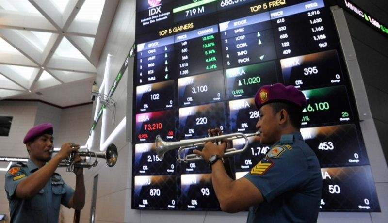 \   Riset Saham MNC Securities: IHSG Akan Terkoreksi di 5.365-5.445   \