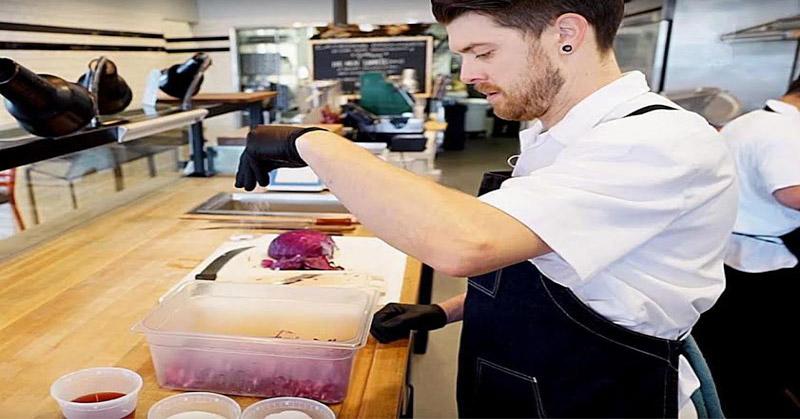 Kisah Seorang Chef yang Tidak Memiliki Indera Penciuman
