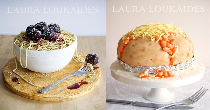 UNIK: Koki Ini Bikin Kue dengan Menyembunyikan Kue