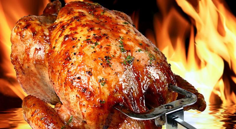 AYAM BAKAR: Tips agar Bumbu Ayam Bakar Bisa Meresap Sempurna