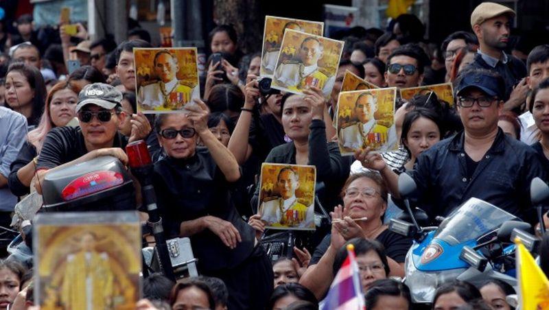 Pariwisata Thailand Ikut Berkabung atas Wafatnya Raja Bhumibol Adulyadej