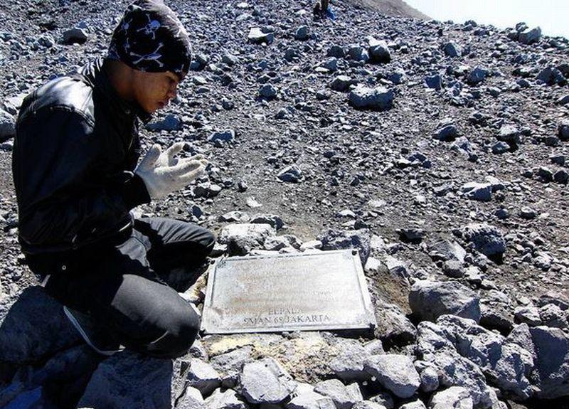 EKSPEDISI KERINCI: Mengenal Sosok Yudha yang Namanya Diabadikan di Gunung Kerinci