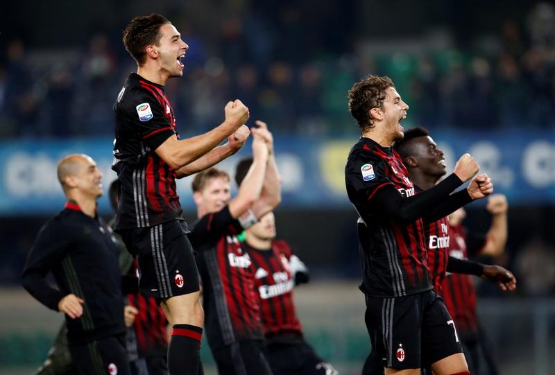 AC Milan (Foto: Reuters)