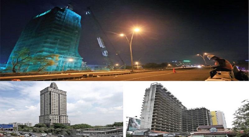 \Ratusan Gedung di Jakarta Masuk Kategori Tidak Aman\
