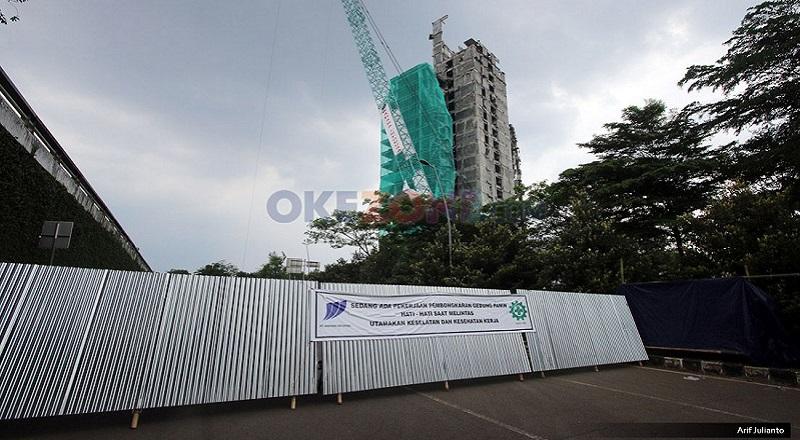 \Bangunan Mangkrak Lebih Baik 'Ditebang' Saja\