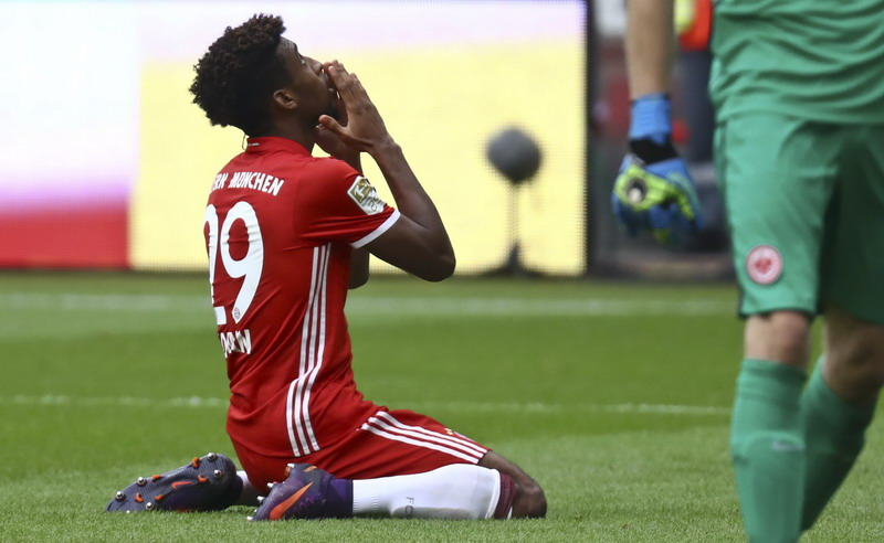 Kingsley Coman (Foto: Reuters)