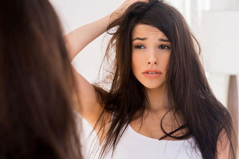 4 Teknik Jitu Merawat Rambut saat Menstruasi
