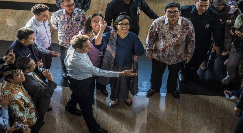 \2 Tahun Jokowi-JK, Sri Mulyani : Masih Banyak PR\