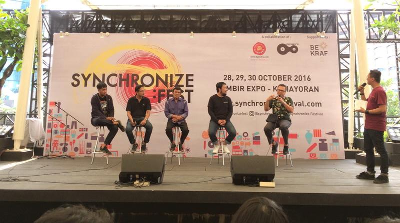 Synchronize Fest (Foto: Ady/Okezone)