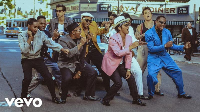 Uptown Funk (Foto: YouTube)