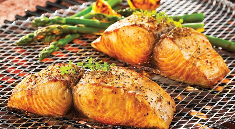 DIET MAYO DAY 3: Maknyus, Makan Siang dengan Ikan Kakap Panggang