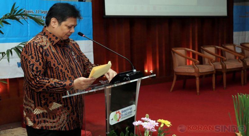 \2 Tahun Jokowi-JK, Menperin Targetkan Penurunan Harga Gas\
