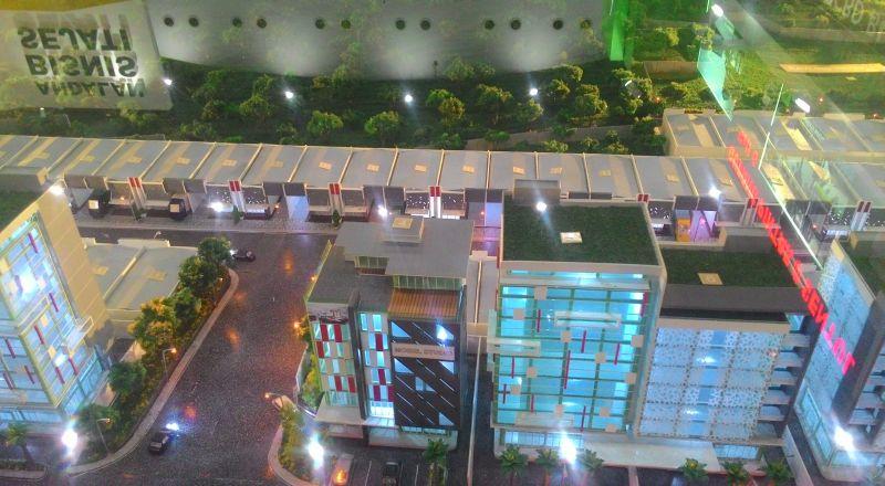 \Begini Penampakan Pusat Logistik yang Dikembangkan Pihak Swasta\