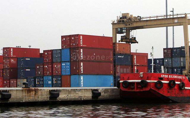 \Syarat Agar RI Jadi Hub Logistik Asia Pasifik\