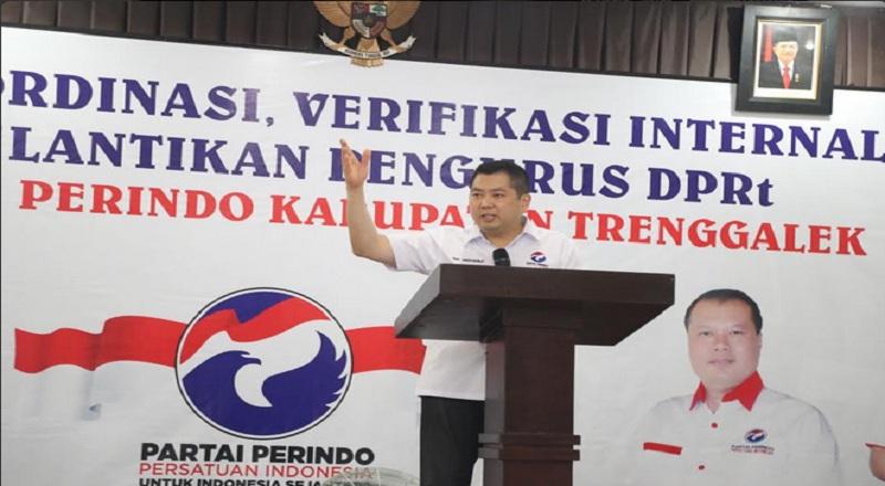 \Hary Tanoe: Daerah Harus Maju Agar Jadi Pilar Ekonomi\