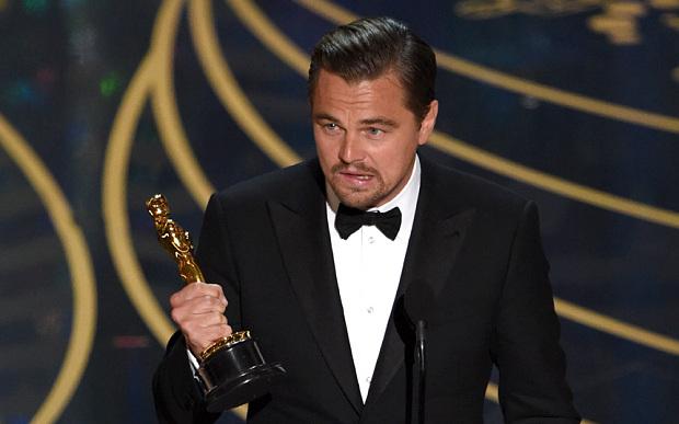 Leonardo Dicaprio (Foto: Telegraph)