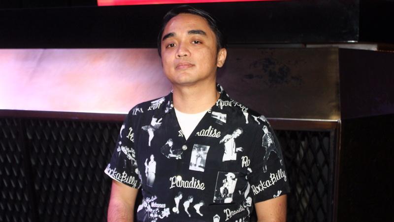 DJ Dipha Barus (Foto: Ray/Okezone)
