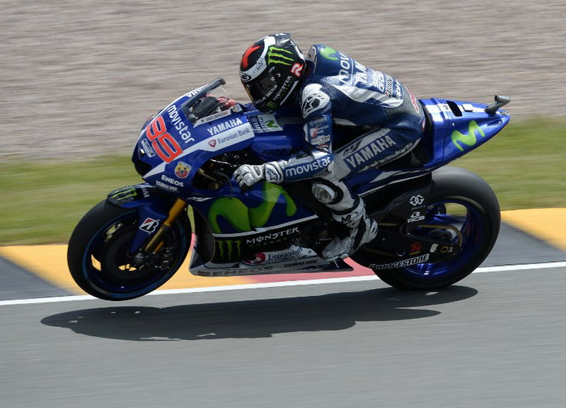 Performa Yamaha menurun semenjak Lorenzoo putuskan hengkang ke Ducati. (Foto: AFP/Robert Michael)