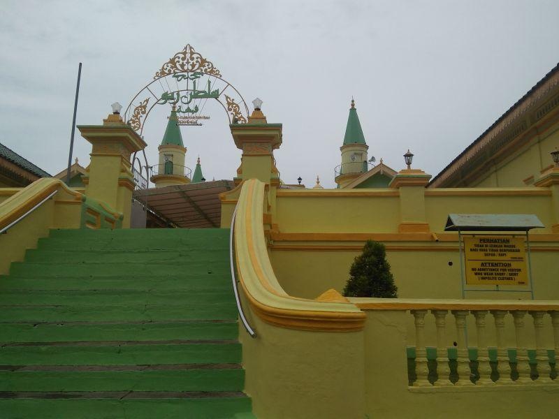Mengupas Sejarah Kerajaan Melayu di Pulau Penyengat