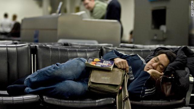 Ini Daftar 15 Bandara Terbaik untuk Tidur 2016