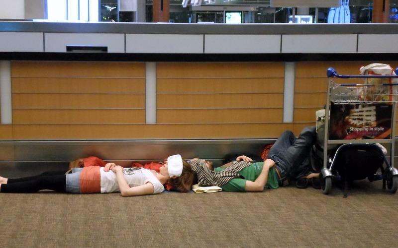 Jangan Pernah Berharap Tidur Nyenyak di 15 Bandara Ini