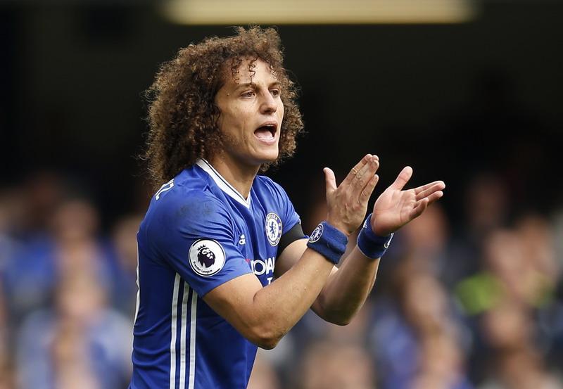 David Luiz (Foto: Reuters)