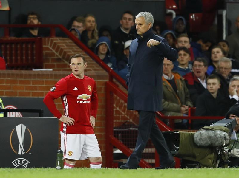 Rooney siap kapan pun dimainkan Mourinho. (Foto: REUTERS/Jason Cairnduff)
