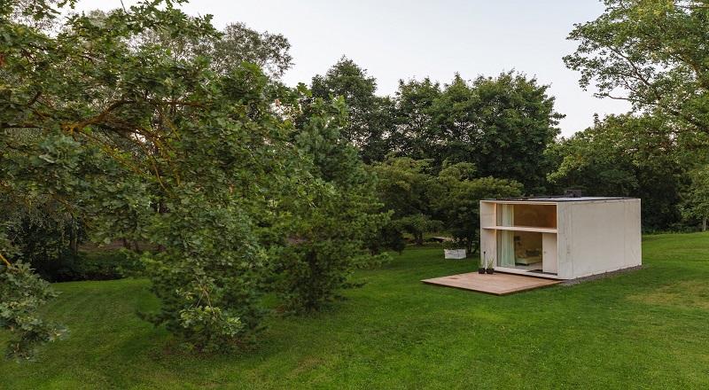 \HOT PROPERTY: Rumah Portabel Ini Dihargai Rp1,3 Miliar\