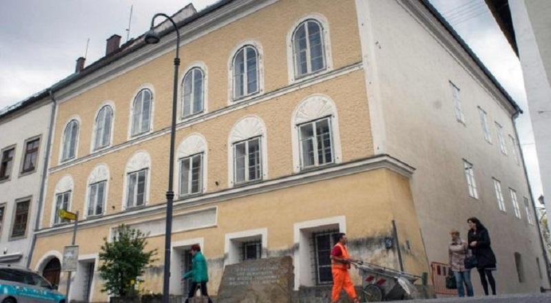 \Rumah Tempat Kelahiran Hitler Bakal Dibongkar\