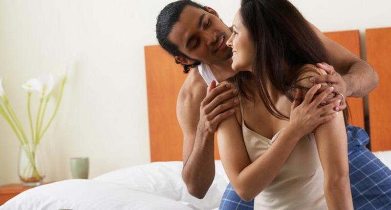 Selain Organ Intim, Sentuh Manja Bagian Ini Buat Wanita Bergairah