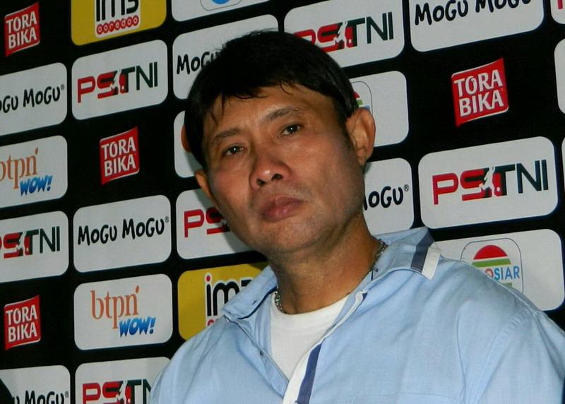 Eduard Tjong ingin perbaiki hasil tandang Persegres. (Foto: Oris Riswan/Okezone)