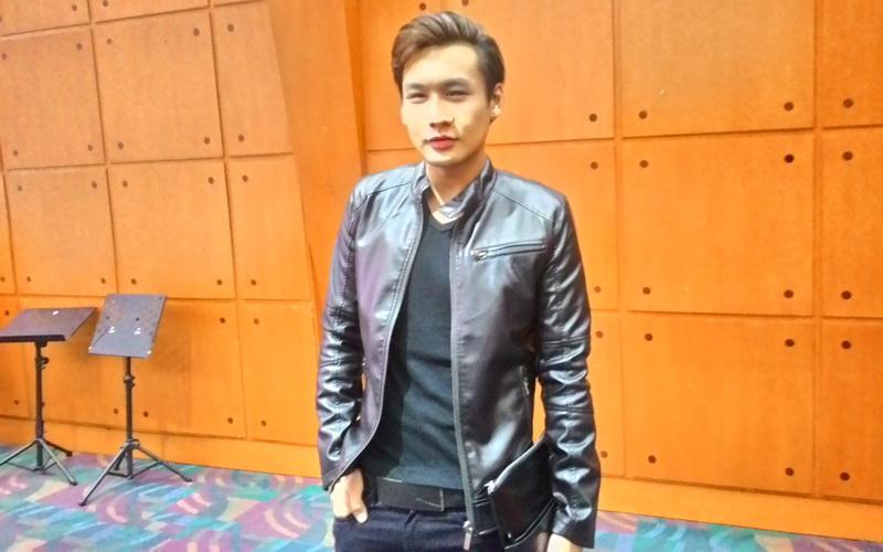 Fendy Chow (Foto: Okezone)