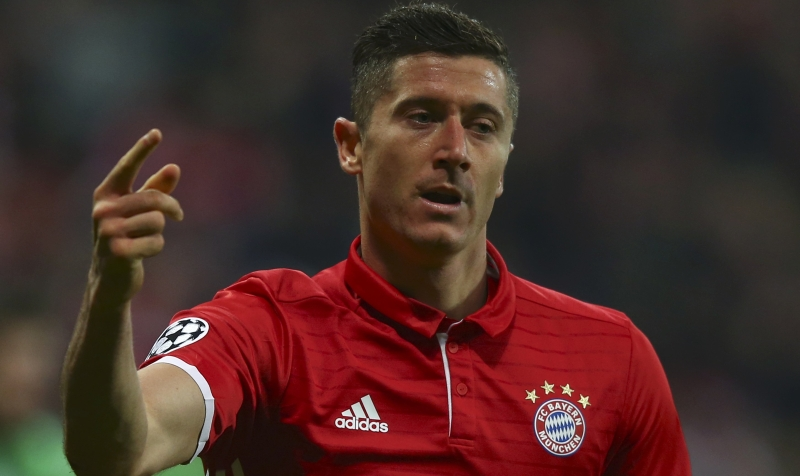 Robert Lewandowski (Foto: Reuters)