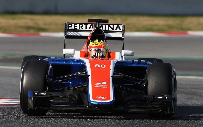 Rio Haryanto. (Foto: F1 Fanatic)