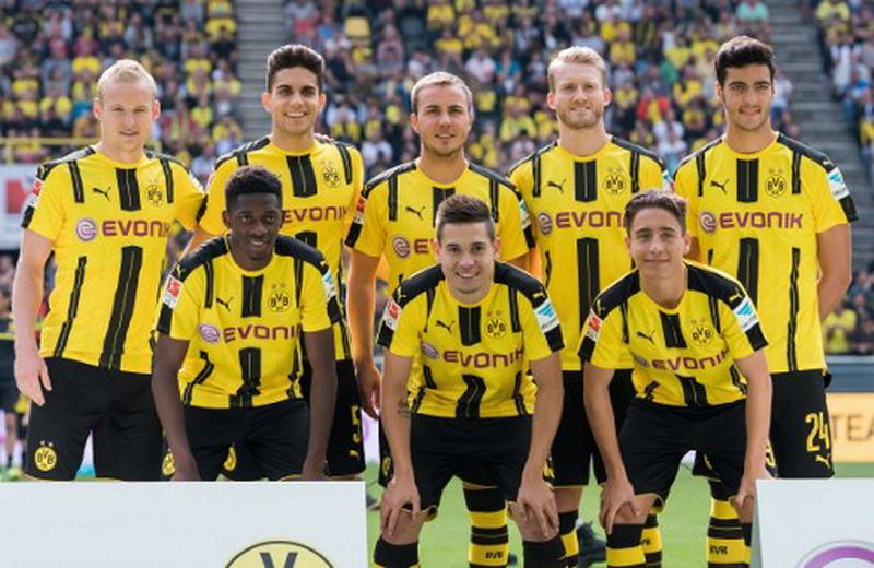 Dortmund bawa misi sulit saat hadapi Bayern. (Foto: AFP/Guido Kirchner)
