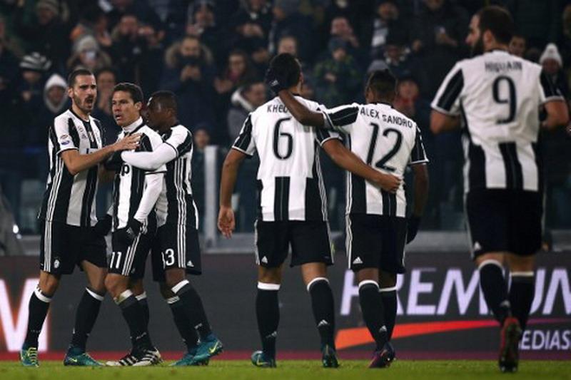 Juventus kukuh di puncak klasemen Liga Italia. (Foto: AFP/Marco Bertorello)