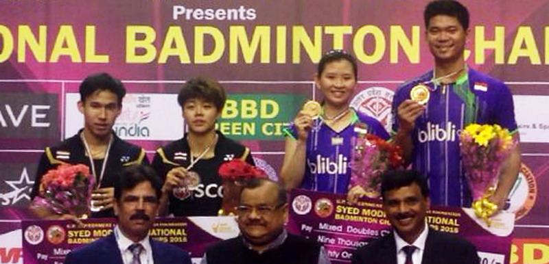 Praven/Debby ingin lolos ke semifinal Hong Kong Open. (Foto: Badmintonindonesia)