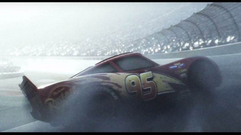 Lightning McQueen (Foto: Youtube)