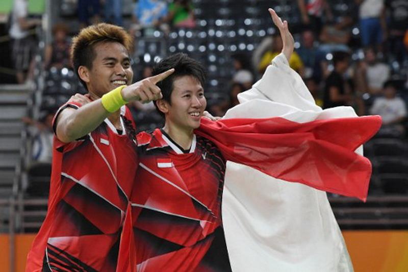 Owi/Butet berpeluang juara di Hong Kong Open 2016. (Foto: AFP/Goh Chai Hin)