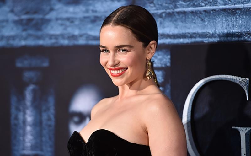 Emilia Clarke (Foto: Aceshowbiz)