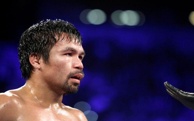 Manny Pacquiao (Foto: AFP)
