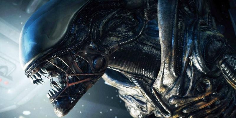 Xenomorph di Film Alien: Covenant. (Foto: Screenrant)