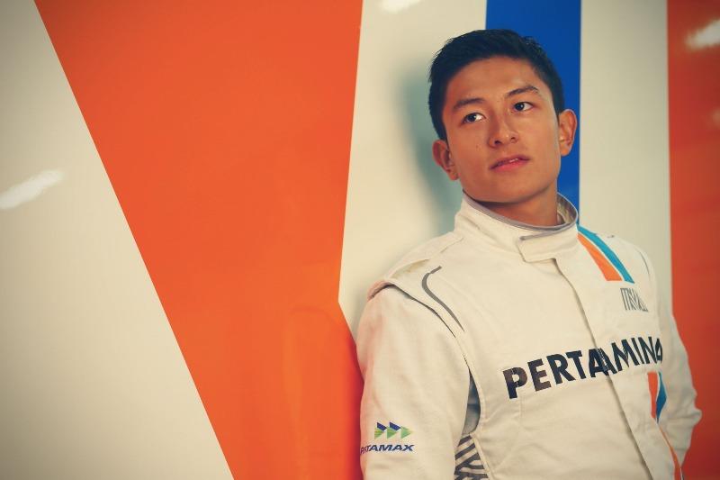 Rio Haryanto (Foto: Manor Racing)