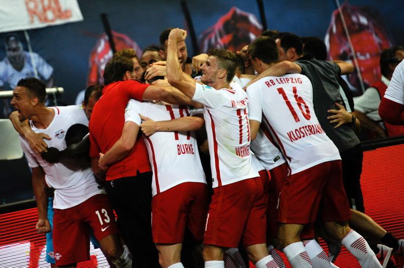 RB Leipzig (Foto: Reuters)