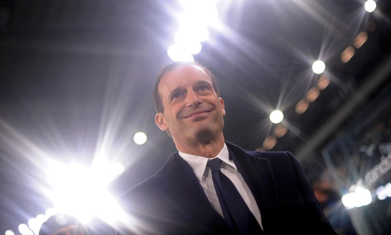 Massimiliano Allegri (Foto: Reuters)