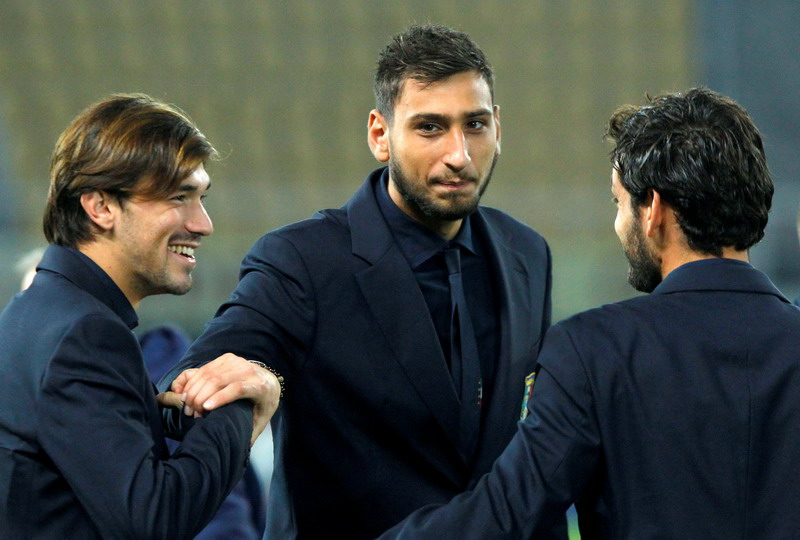 Gianluigi Donnarumma (Foto: Reuters)