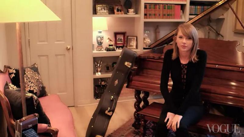 Intip Desain Interior Rumah Taylor Swift yang Bikin Betah