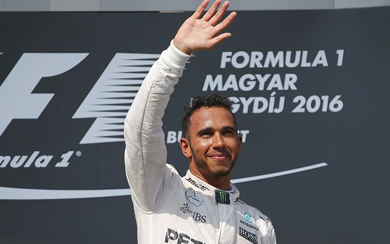 Lewis Hamilton (Foto: Reuters)