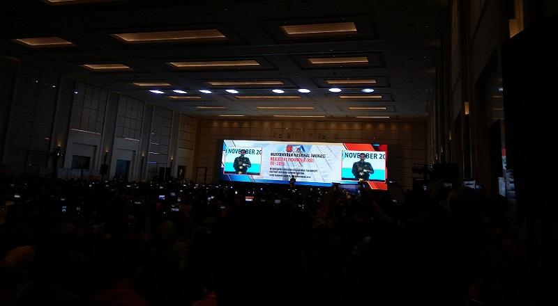 \Jokowi Tak Ingin Pengusaha Properti Cemaskan Panasnya Suhu Politik\